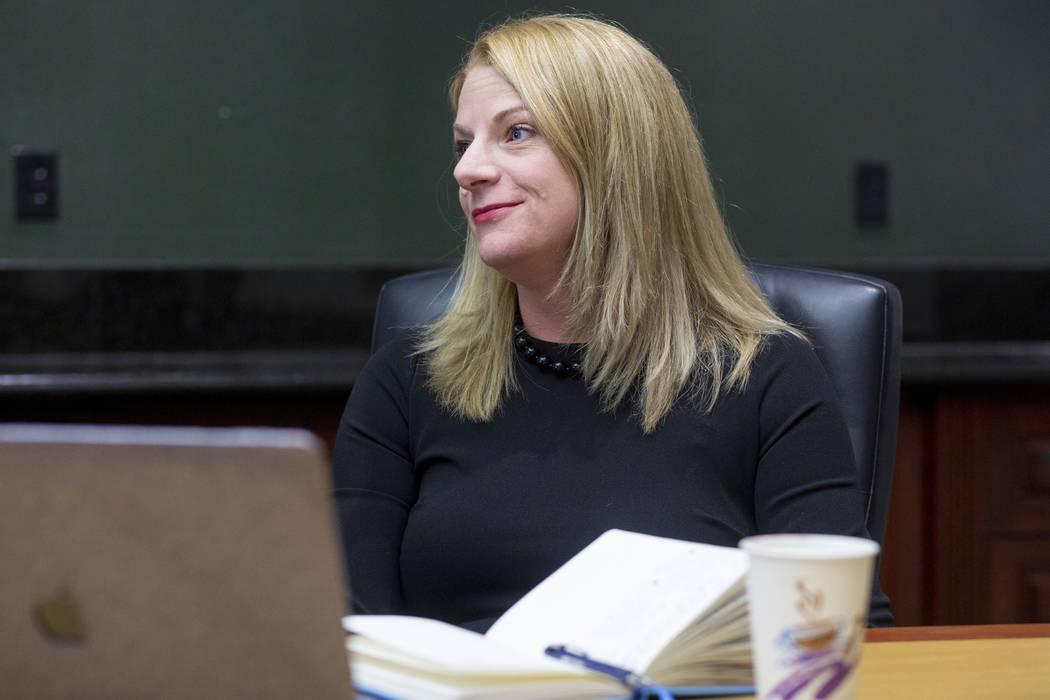 UNLV Professor Rebecca Gill